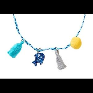 Girl's Gymboree Sea Charm Necklace - NWT